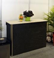 Fermé, ce meuble en granit sert de console...... (Le Soleil, Patrice Laroche) - image 5.0