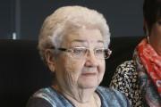 Jeannine Morel-Bonneau, 84 ans, doit la vie à... (Janick Marois, La Voix de l'Est) - image 1.0