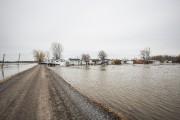 Les inondations du printemps 2011, notamment à Saint-Jean-sur-Richelieu,... (PHOTO OLIVIER PONTBRIAND, ARCHIVES LA PRESSE) - image 6.0