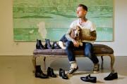 Davis Guay, l'homme derrière Cartel Footwear.... (PHOTO ALAIN ROBERGE, LA PRESSE) - image 2.0