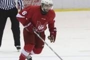 Le défenseur granbyen Samuel Labrecque... (Derek Drummond, Université McGill) - image 2.0