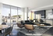 À compter du sixième étage, les appartements seront... (ILLUSTRATION FOURNIE PAR RACHEL JULIEN) - image 3.0