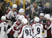 Patrick Roy et l'Avalanche du Colorado rateront les... (AP, Mark Humphrey) - image 3.0