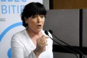 Hélène Girard candidate caquiste à l'élection partielle dans... (Photo Le Quotidien, Mariane L. St-Gelais) - image 3.0