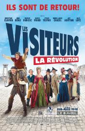 Les Visiteurs - La Révolution a pris l'affiche... (PHOTO FOURNIE PAR AZ FILMS) - image 1.0