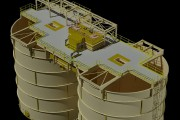 Ce type de réservoir, fabriqué par Proco, sera... (Photo courtoisie) - image 1.0