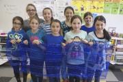 Voici une partie du comité de l'autisme de... (Photo Le Progrès-Dimanche, Mélissa Viau) - image 2.0