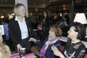 La candidate péquiste à l'élection partielle dans Chicoutimi,... (Photo Le Progrès-Dimanche, Rocket Lavoie) - image 2.0