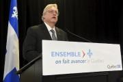 Le ministre de la Santé et des Services... (François Gervais) - image 2.0