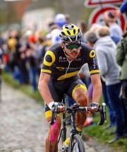 Antoine Duchesne a fait partie des nombreux coureurs... (Photo tirée de Twitter) - image 2.0