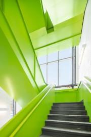 L'architecte concepteur du projet, Maxime Pion, a voulu... (PHOTO CHARLES LANTEIGNE, FOURNIE PAR NFOE ARCHITECTES) - image 4.0