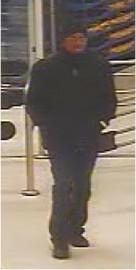 Le suspect recherché... (Photo fournie par le SPVM) - image 1.0