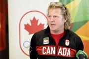 L'ex-athlète olympique en cyclisme Curt Harnett a été... (La Presse Canadienne, Frank Gunn) - image 2.0