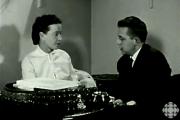 Simone de Beauvoir a donné une entrevue au... (PHOTO TIRÉE D'UNE VIDÉO DE RADIO-CANADA) - image 2.0