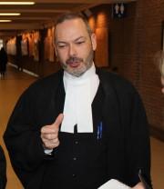 Le procureure aux poursuites criminelles Me Andy Drouin... (La Tribune, René-Charles Quirion) - image 2.0