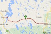 Le chemin Paugan relie la route 105, à... (Google Maps) - image 1.0