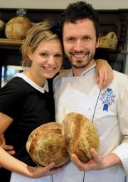 Isabelle Thibeault et son conjoint Alexi Roger, copropriétaires... (Photothèque Le Soleil, Erick Labbé) - image 2.0