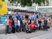 Les étudiants du MBA Gestion pour cadres en... (Photo fournie par l'Université Laval.) - image 1.0