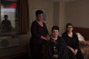 Les sœurs Jocelyne Marcotte, Nicole Bagnato et Guylaine... (Photo Olivier Pontbriand, La Presse) - image 1.0