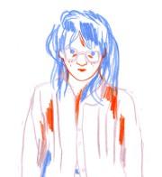 Julie Delportevue par elle-même.... (ILLUSTRATION FOURNIE PAR L'AUTEURE) - image 4.0