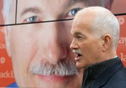 C'est grâce à Jack Layton que le parti... (PHOTO JACQUES BOISSINOT, ARCHIVES LA PRESSE CANADIENNE) - image 1.1