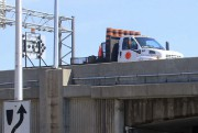 Une morceau de béton bordant le viaduc de... (Étienne Ranger, LeDroit) - image 1.0