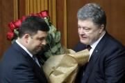 Volodomyr Groïsman est connu pour sa proximité avec... (PHOTO EFREM LUKATSKY, AP) - image 2.0