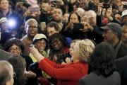 Hillary Clinton faisait quant à elle campagne dans... (PHOTO MIKE SEGAR, REUTERS) - image 3.0