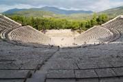 L'acoustique du théâtre d'Épidaure, amphithéâtre de 12 000... (PHOTO THINKSTOCK) - image 5.0