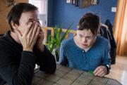 Jonathan est atteint de trisomie21, d'une déficience intellectuelle... (PHOTO EDOUARD PLANTE-FRÉCHETTE, ARCHIVES LA PRESSE) - image 1.0