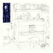 La pochette de l'album, dessinée par le chanteur... - image 2.0