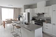 Dans la cuisine de la maison témoin, les... (PHOTO EDOUARD PLANTE-FRÉCHETTE, LA PRESSE) - image 5.0