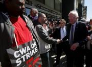 Le candidat socialiste Bernie Sanders a créé la... (PhotoJewel SAMAD, Reuters) - image 1.0