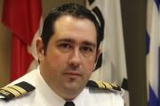 Benoit Desaultels, capitaine au soutien opérationnel du Service... (photo alain dion, archives la voix de l'est) - image 2.0