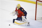 Le gardien-vedette des Panthers, Roberto Luongo... (Associated Press) - image 2.0