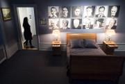 La chambre de Charlie Chaplin où il a... (AP, Laurent Gillieron) - image 2.0