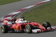 Sebastian Vettel est parvenu à remonter le peloton... (Associated Press) - image 3.0