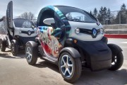 La Twizy 40... (Collaboration spéciale Paul-Robert Raymond) - image 3.0
