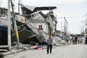 La station balnéaire Pedernales a été ravagée par... (PHOTO RODRIGO BUENDIA, AFP) - image 3.0