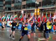 Le trajet du marathon de Boston étant en... (Photo Winslow Townson, archives USA Today Sports) - image 1.1