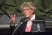 Clémence Desrochers a rendu hommage à Rita Lafontaine.... (Le Presse Canadienne, Paul Chiasson) - image 3.0