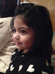 Le petite Julia Dela-Cruz... (Courtoisie, PPO) - image 3.0