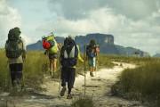 Des randonneurs dans la vallée du Pati, dans... (PHOTO THINKSTOCK) - image 3.0