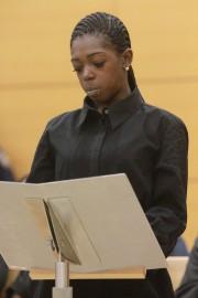 La compagne d'Akai Gurley, Melissa Butler.... (PHOTO AP) - image 2.0