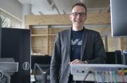 Le directeur d'OVH, Pierre Leroux,est particulièrement fier de... (Le Soleil, Yan Doublet) - image 2.0