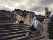 Un portrait de la reine avec ses quatre... (Annie Leibovitz) - image 3.1