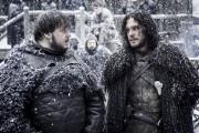 Samwell Tarly et Jon Snow... (fournie par HBO) - image 5.0
