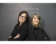 Véronique Couturier et Nathalie Lessard, copropriétaires de la... (Photo fournie par Pardeux) - image 3.0