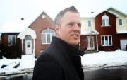 En Outaouais, Jimmy Arseneault, qui est affilié à... (PHOTO ÉTIENNE RANGER, LE DROIT) - image 4.0