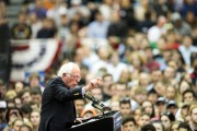 Le candidat démocrate Bernie Sanders a promis de continuer... (photo Sean Simmer, associated press) - image 2.0